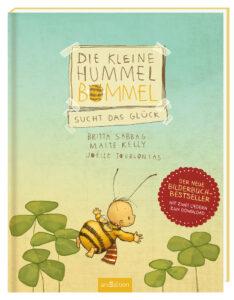 Die kleine Hummel Bommel. Cover: ars edition