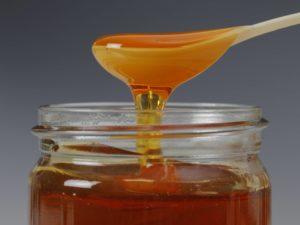 Honig ist kein Diätmittel