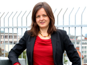Chefredakteurin Silke Beckedorf
