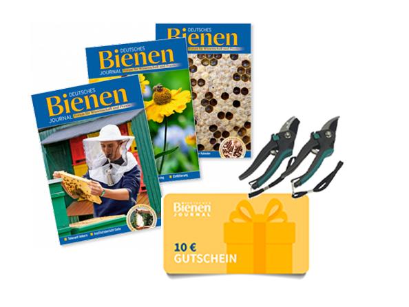 Vereinsabo für das deutsche Bienenjournal