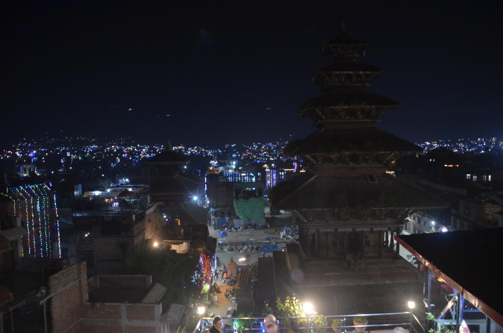 Königsstadt Bhaktapur.