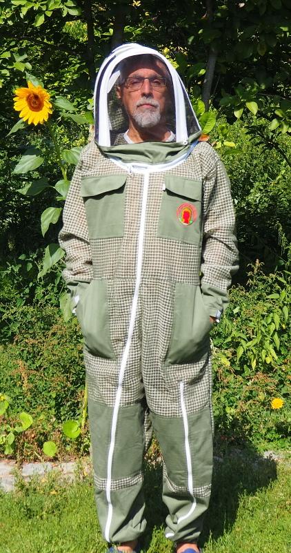 Imker-Ausrüstung Anzug