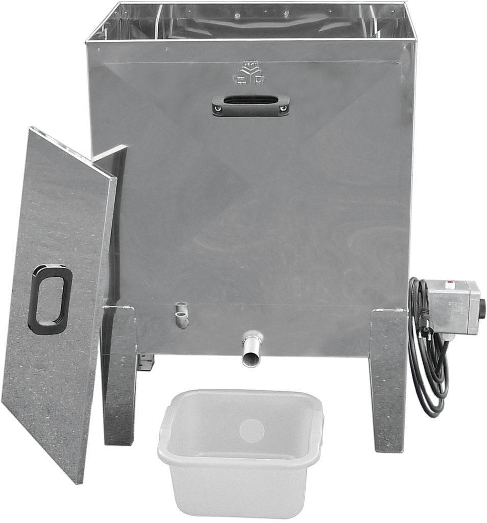 Imker-Ausrüstung Dampfwachsschmelzer