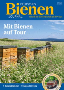 Titelbild Deutsches Bienen-Journal 3/2020