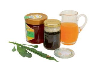 Hustensaft aus Honig