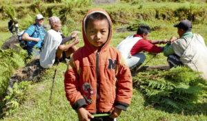 Honigjagd in Nepal