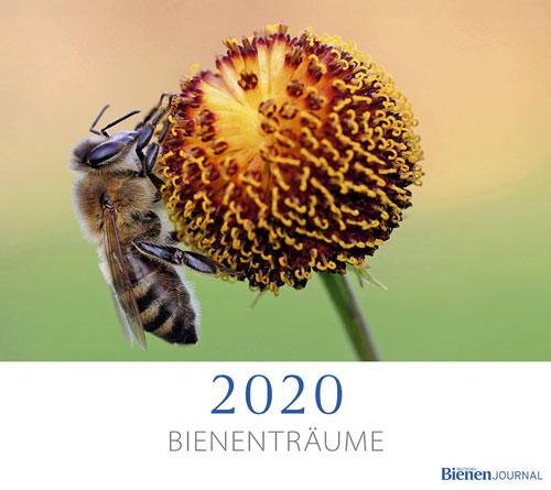 Fotokalender Deutsches Bienen-Journal 2020