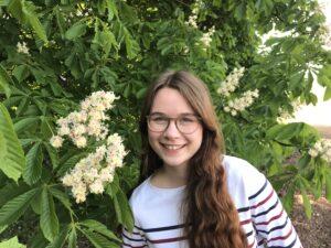 Magdalena Arnold arbeitet als Werkstudentin in der Online-Redaktion des Deutschen Bienen-Journals.