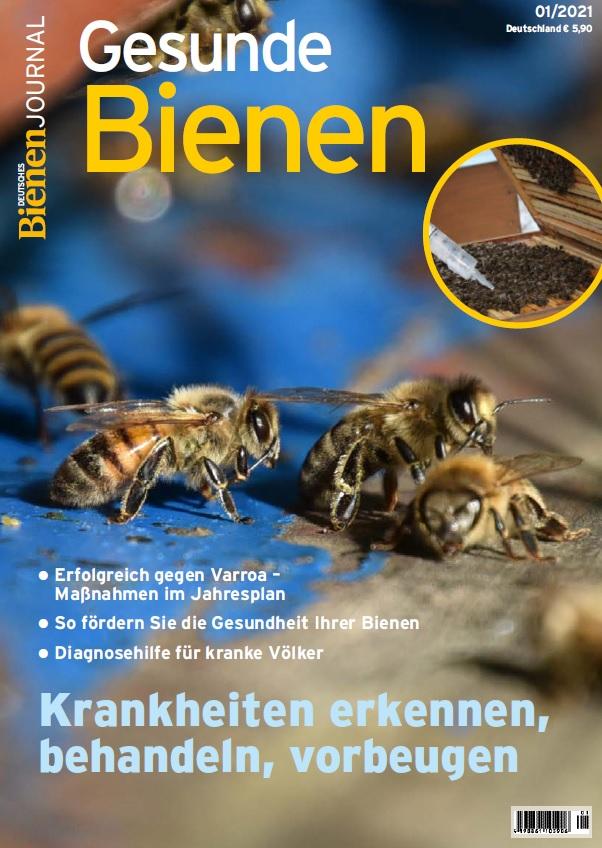 Sonderpublikationen 2021   Deutsches Bienen-Journal