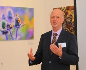 Werner von der Ohe - Ruhestand, LAVES Institut für Bienenkunde