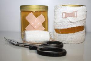 Apitherapie - Bienenprodukte zur Heilung - Foto: Sebastian Spiewok