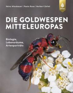 Cover Fachbuch Goldwespen