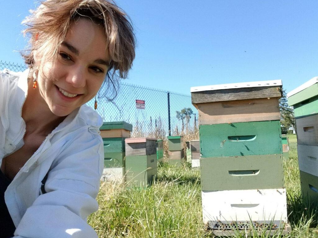 Bienen-Seminare - Foto: Kirsten Traynor