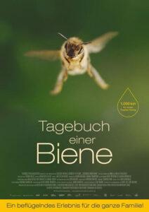 Tagebuch einer Biene - Cover